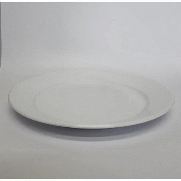 Plastic dinner plate, 19 cm Catering